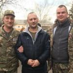 Крым наш! Подозреваемый Павел Долженко (Крым) освобожден из-под стражи.
