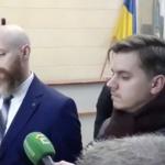 Антоненко под стражей. Апелляционное рассмотрение не состоялось из-за болезни судьи